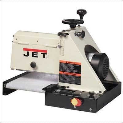 JET 628900 Mini Benchtop Drum Sander review