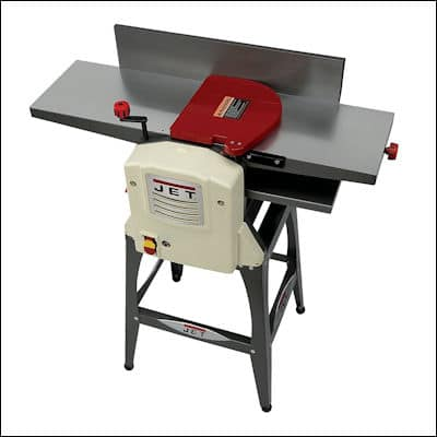 et JJP-10BTOS Bench-Top Jointer Planer review