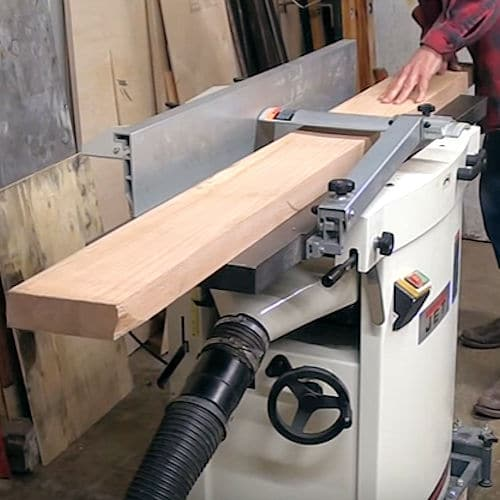 jointer planer combo machine review