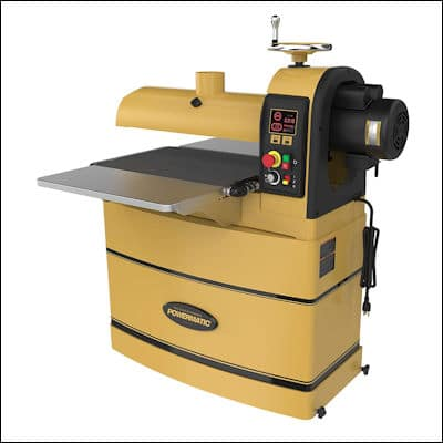 Powermatic PM2244 Drum Sander review