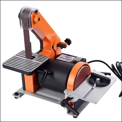 Goplus Belt and 5-Inch Disc Sander review