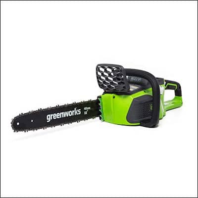Greenworks Cordless Chainsaw Review