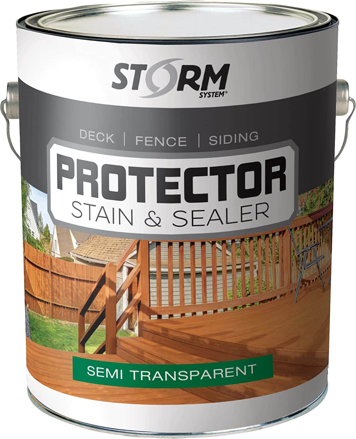 Storm Protector Penetrating Sealer & Stain Protector review