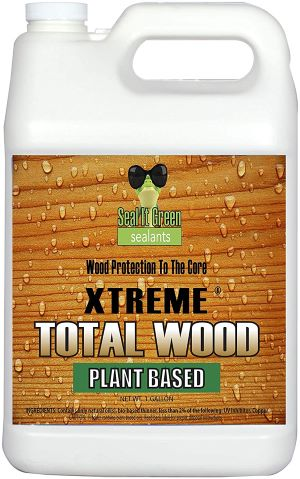Deck Armor-Total Wood Protection by Seal It Green review
