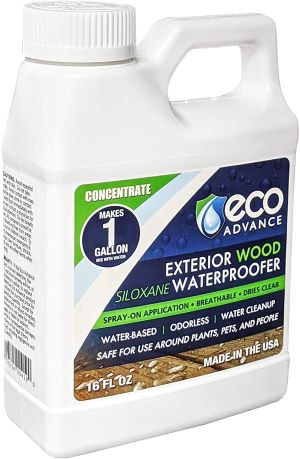 Eco Advance Wood Siloxane Waterproofer Concentrate review