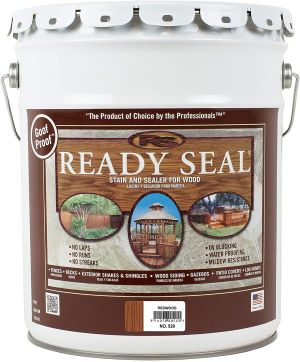 Ready Seal 520 Exterior Stain and Sealer for Wood review