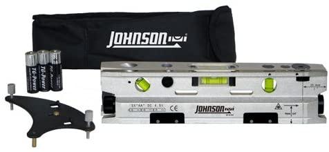Johnson Level & Tool 40-6184 Three-Beam Magnetic Torpedo Laser Dot review